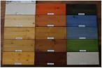 15 lasures sur bois différentes