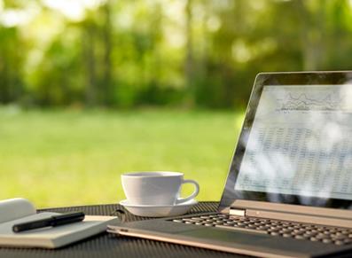 Bureau de jardin digital : la solution pour un professionnel du numérique