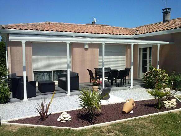 Toit terrasse alu la couverture modulable pour votre for Prix d un toit terrasse