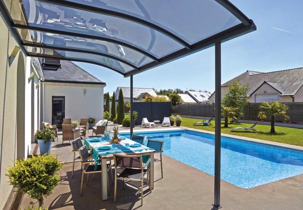 Bien connu A la découverte de la gamme SIB, des abris et toits terrasse design ! LI53