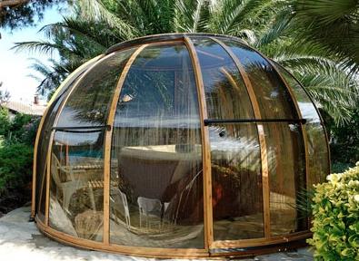 exit le classique place aux abris de jardin atypiques. Black Bedroom Furniture Sets. Home Design Ideas