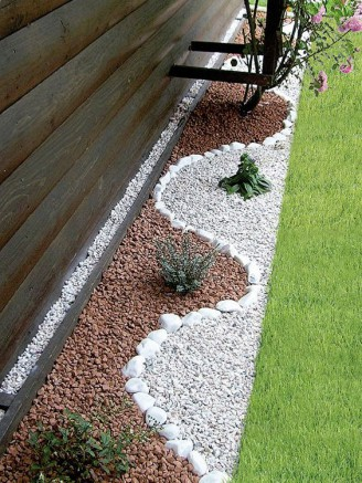 comment mettre en place une allée de gravillons dans son jardin ?
