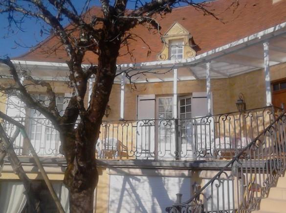 bricolage d'abri terrasse pour créer un toit sur-mesure