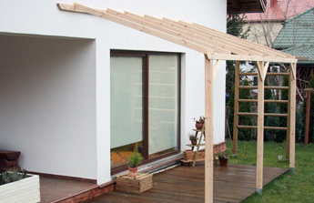Pergola et abri terrasse, quelle couverture de toit ?