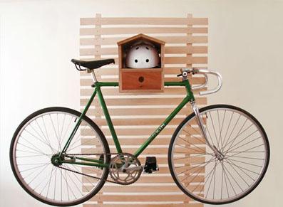 astuces pratiques pour ranger ses v los dans un espace confin. Black Bedroom Furniture Sets. Home Design Ideas