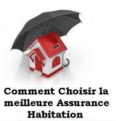 Une assurance d'habitation