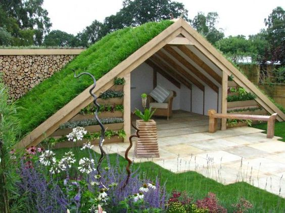 Top 10 des abris et cabanes de jardin les plus tonnants for Sauna exterieur occasion