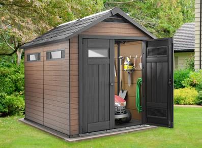 Abri jardin garage pluie en PVC