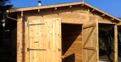 Installation d'un garage en bois – Les étapes de montage