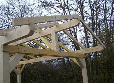 ossatures bois charpentes modulables tout comprendre des abris bois qui deviennent autant. Black Bedroom Furniture Sets. Home Design Ideas