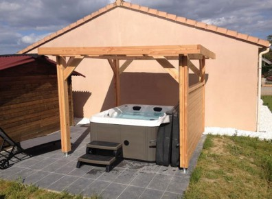 Solution : couvrir son ossature de carport ou de toit terrasse ...
