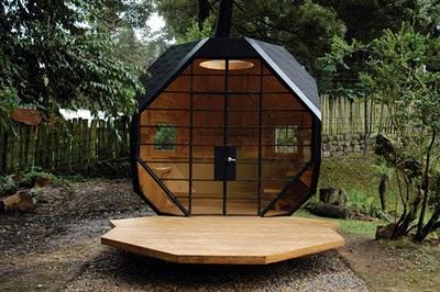 Des abris et carports futuristes avec un look design les solutions de demain - Abris de jardin luxe grenoble ...
