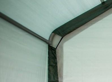 Abris de jardin en toile qui résistent à la corrosion