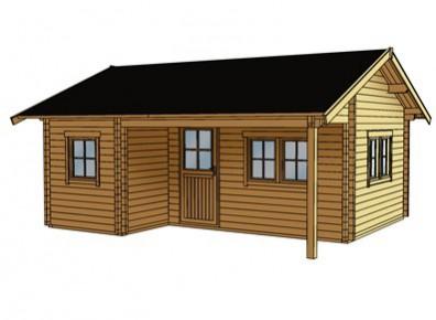 cabanon garage en bois avec permis de construire - Permis De Construire Garage En Bois