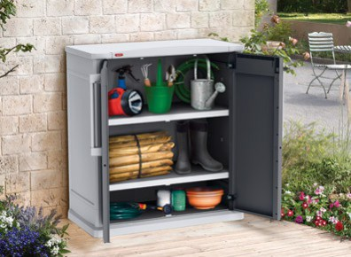 am nager son garage gain de place et mobilier adapt. Black Bedroom Furniture Sets. Home Design Ideas