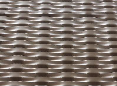 Aluminium anodisé pour abri carport