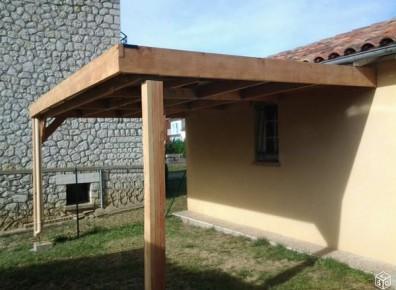 les pergolas en kit le toit terrasse id al pour votre maison. Black Bedroom Furniture Sets. Home Design Ideas