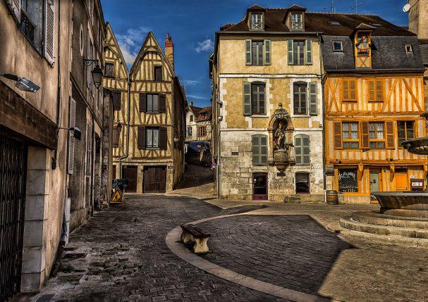 Bourgogne et Auxerre, berceau des tunnels stockage