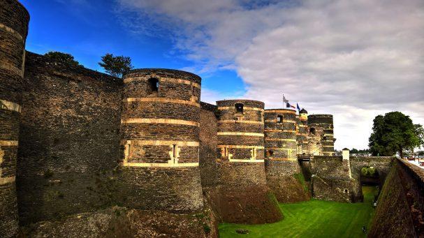 Chateau d'Angers (région Pays de Loire)