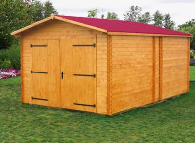 Quels sont les avantages d'un garage en kit livré ET monté à domicile ?