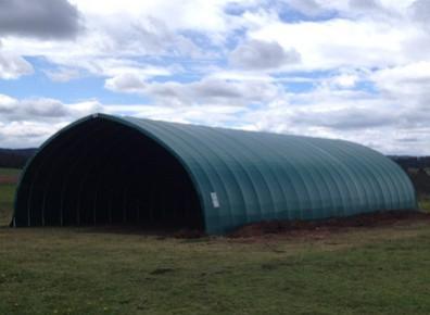 Un tunnel de stockage, le choix pro idéal pour augmenter sa surface de stockage