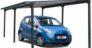 abri carport pour une voiture