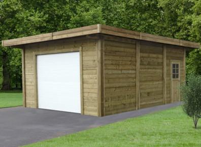 garage autoclave pour voiture d'exception