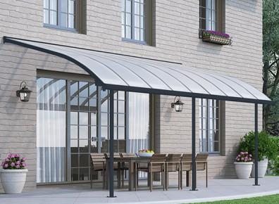 toit terrasse métallique et modulable