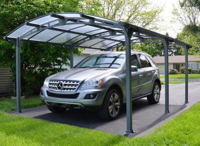 Découvrez les avantages de l'acier galvanisé pour votre carport de camping car