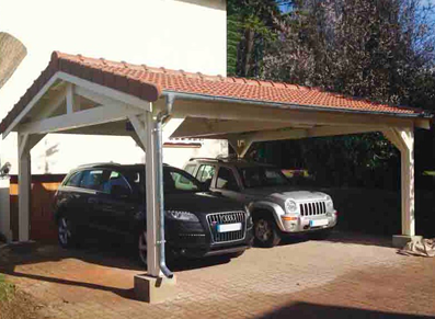 Les atouts du carport personnalisé pour deux voitures