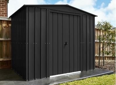 L'abri métallique : un abri de qualité et rapide à installer