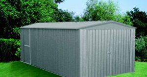 Optez pour un garage métallique pour stocker en toute sérénité... et protéger votre voiture