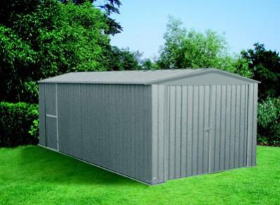 Choisir un garage en métal : une option écologique et économique