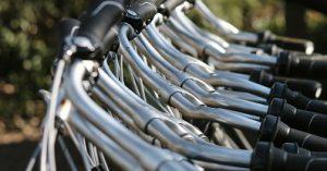 garage à vélo en entreprise