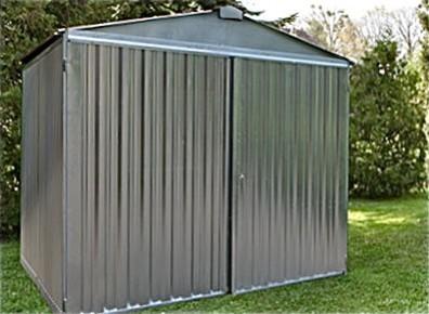 Pourquoi choisir un abri de jardin en métal de petite taille ?