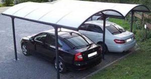 Ombrière de parking