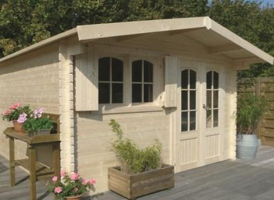 Peut-on aménager un abri de jardin de 20m2 pour en faire une pièce habitable?