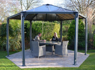 Une forme hexagonale pour accueillir votre espace de travail ? Welcome !