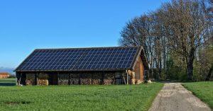 abri voiture solaire