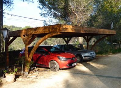 carport double autoclave