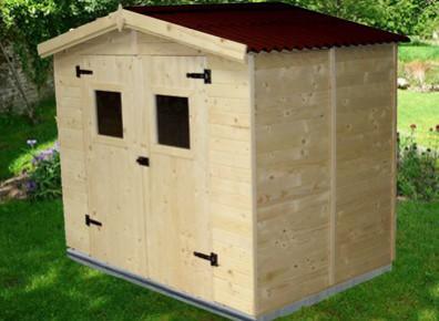 cabane en kit prix réduit