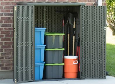 Et vous qu'avez-vous décidé de stocker dans votre armoire de rangement en PVC ?