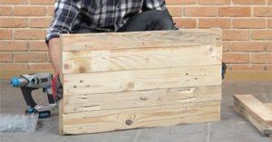 Construire un coffre de rangement en bois : nos conseils !