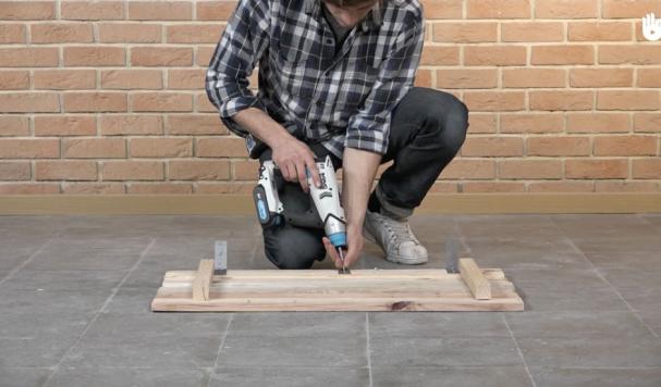 DIY : la fabrication d'un coffre de rangement bois