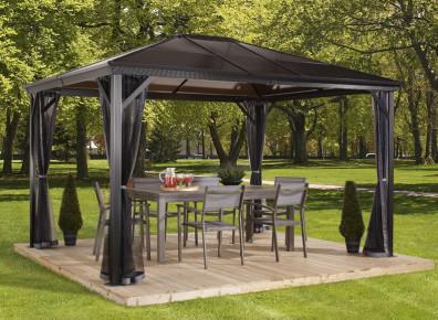 Tonnelle pour restaurant : aménager sa terrasse