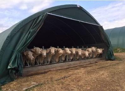 Installer son tunnel de stockage agricole : explications pour la pose d'un kit pro !
