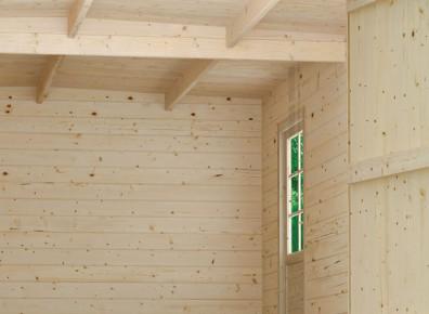 Comment ce client a-t-il pu réaménager son intérieur grâce à un garage bois en kit ?