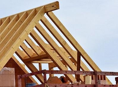 UNE abri et carport toit deux pans