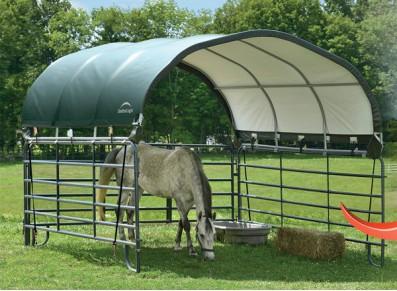 toit chevaux souple et pas cher