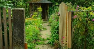 Soignez votre jardin public avec un cabanon !